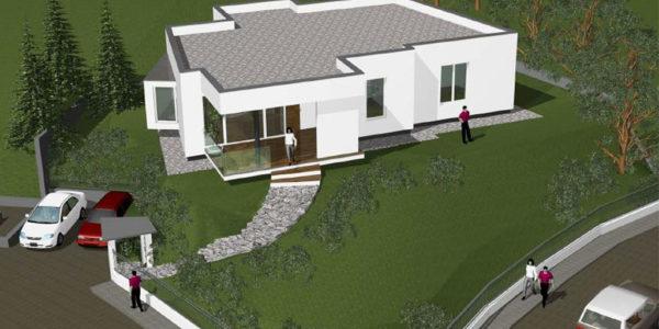 Agenzia immobiliare abbiati vendita e affitto case for Progetto villa moderna